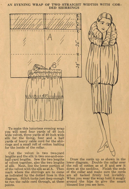 The Art Of The Twenties Dress Loran's World Stunning 1920s Dress Patterns